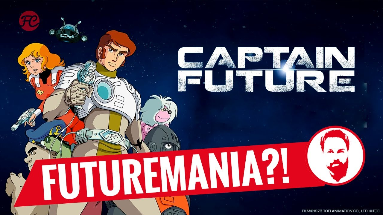 Captain Future Kino