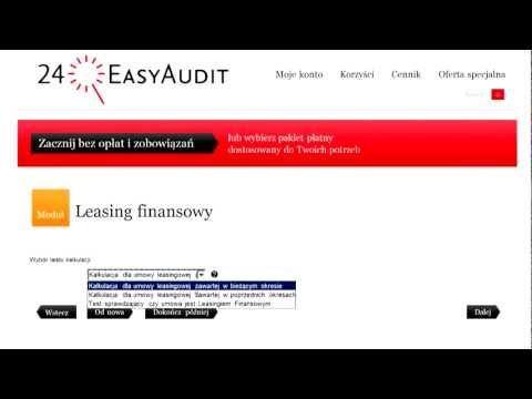 Leasing finansowy czy leasing operacyjny?