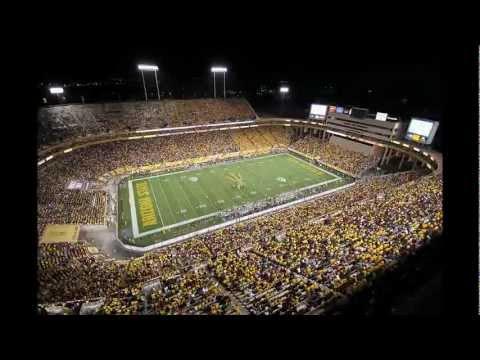 Arizona State Football Time Lapse vs. USC
