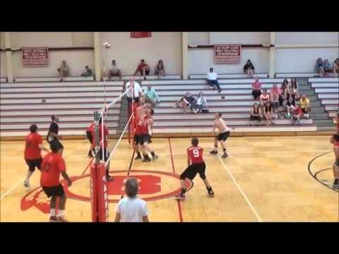 Scott Sawyer Barnstable High School Boys Volleyball