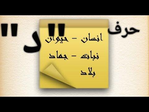 حل لعبة إسم بنت ولد حيوان نبات بلد جماد حرف الدال د Youtube