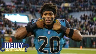Jacksonville Jaguars CB Jalen Ramsey chats with the HQ crew | Highly Questionable | ESPN