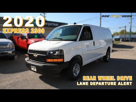 New Chevy Express 2500 At Bob Hook Chevrolet
