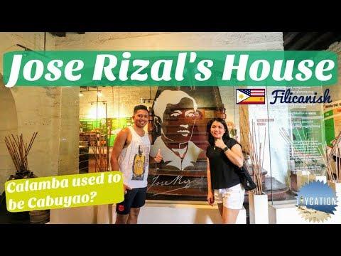 TOP THINGS TO DO IN CALAMBA LAGUNA: JOSE RIZAL HOUSE | Philippines Travel Guide