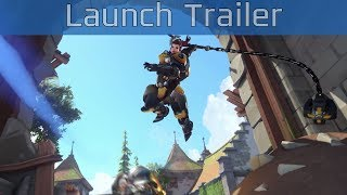Overwatch - Brigitte Launch Trailer [HD 1080P]