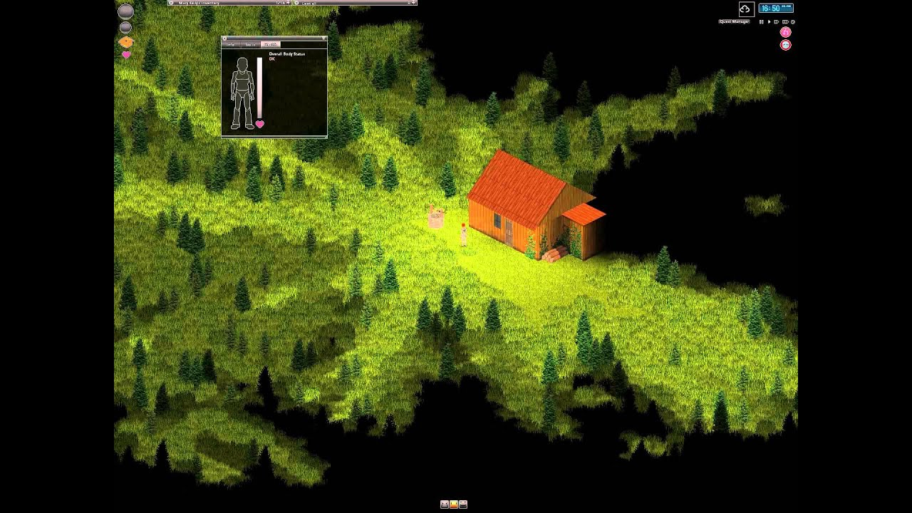 Project Zomboid Well Cabin Farmhouse Locations