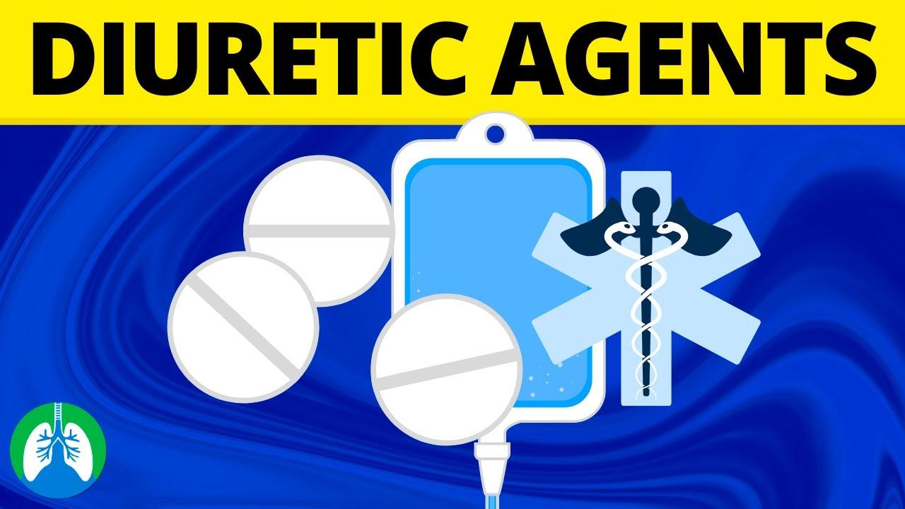 Diuretic Agents (Medical Definition) | Quick Explainer Video