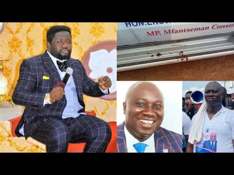 MORE DETAILS ON MFANTSEMAN MP's DEATH & 27TH OCTOBER ACCIDENT ON KUMASI-ACCRA ROAD