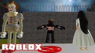 ROBLOX SCARY STORIES - ROBLOX SCARY GAMES