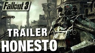 Trailer Honesto - Fallout 3 - Legendado