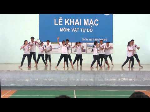 Múa nàng sơn ca  lớp 11a1 2013 2014 trường thpt Trần Đại Nghĩa