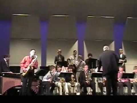 Homestead High School Jazz I at Solo and Ensemble
