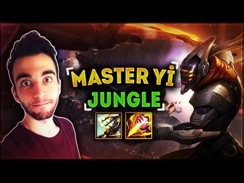 Master Yi Jungle | Ormanın 50 Tonu