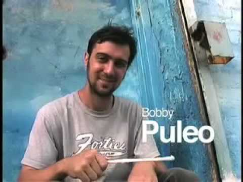 Bobby Puleo part from La Luz (with audio)