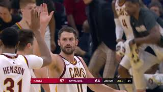 Cleveland Cavaliers vs Atlanta Hawks | December 23, 2019