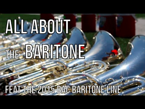 All About the Baritone: A