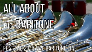 "All About the Baritone: A ""Bari-mentary"" (feat. the"