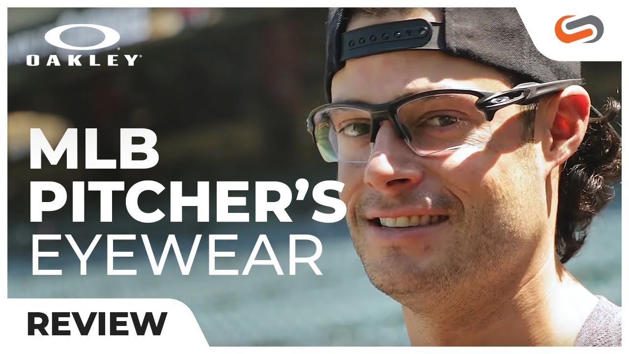 ee01dfb2751c Joe Kelly Dominating the Mound in Oakley Rx Baseball Glasses | SportRx