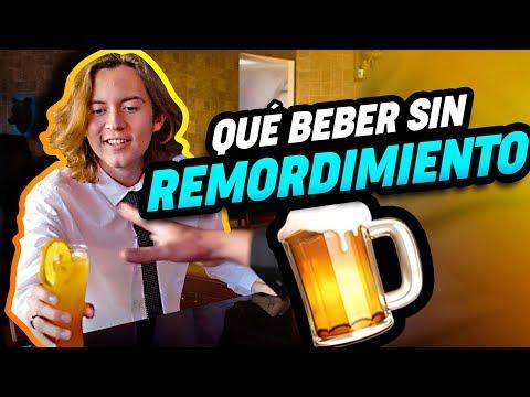 Qué bebida preparada puedes tomar sin remordimiento