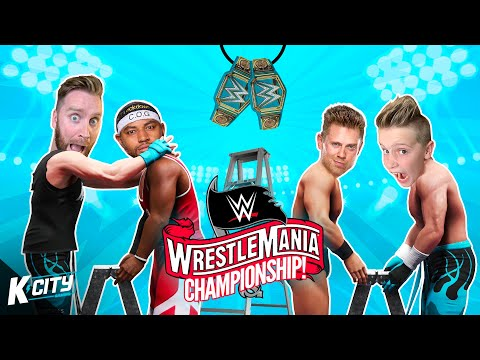 Triple Tag Team CHAMPIONSHIP Match In WWE 2K20! Road To WrestleMania Part 8! K-CITY GAMING