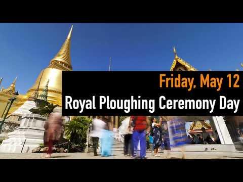 Thailand Public Holidays 2017