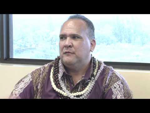Bernard Carvalho, Jr. - Mayor, County of Kauai