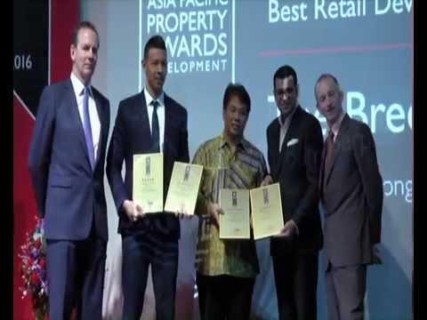 ORANDO HOLDINGS SDN BHD - ASIA PACIFIC PROPERTY AWARDS 2015-2016