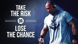 One of The Most Eye Opening Speeches | Take The RISK Or Lose The CHANCE