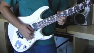 Mighty Morphin Power Rangers - Main Theme (SNES) - Guitar Geek