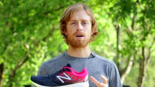 New Balance Pace v2 Shoe Review