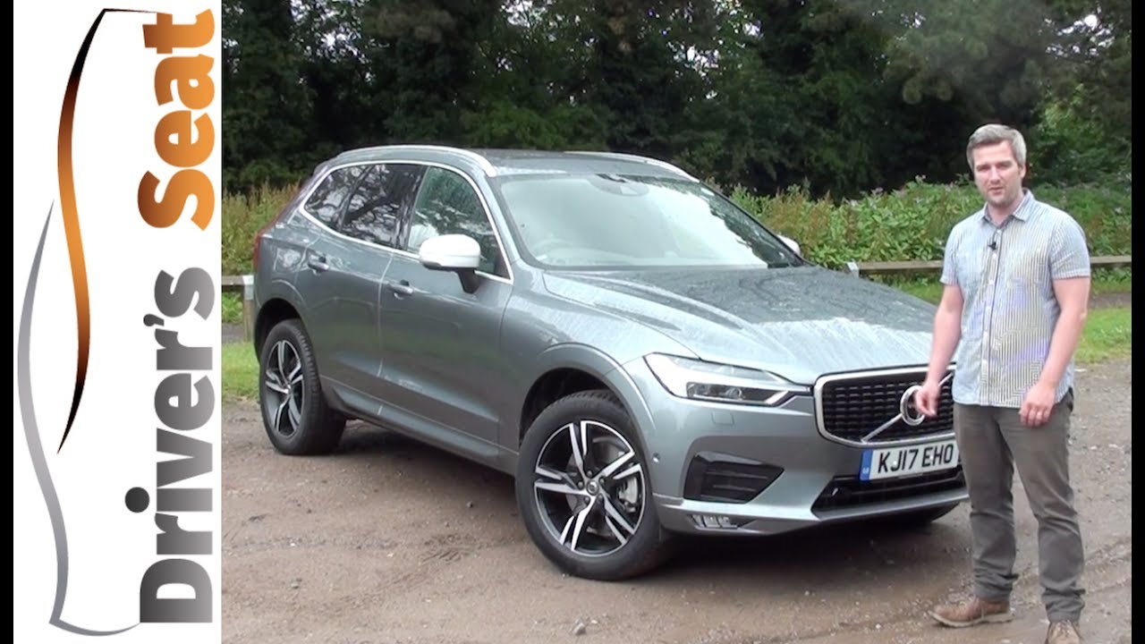 Volvo XC60 2017 SUV Review | Driver's Seat - YouTube