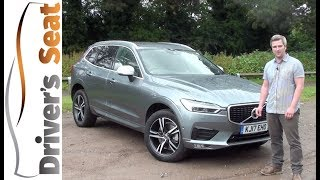 Volvo XC60 2017 SUV Review | Driver