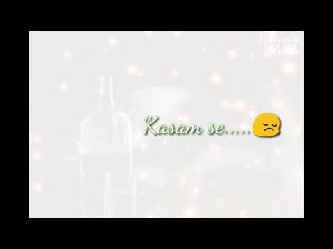 Sanam Teri Kasam Love For Tru Love