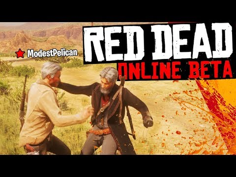 How I became a TOXIC GRIEFER  -  Red Dead Redemption 2 Online