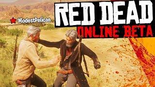 How I became a TOXIC GRIEFER  -  Red Dead Redemption 2 Online