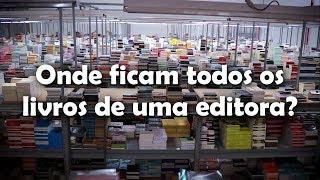Onde ficam todos os livros de uma editora? (Do autor ao leitor #11)