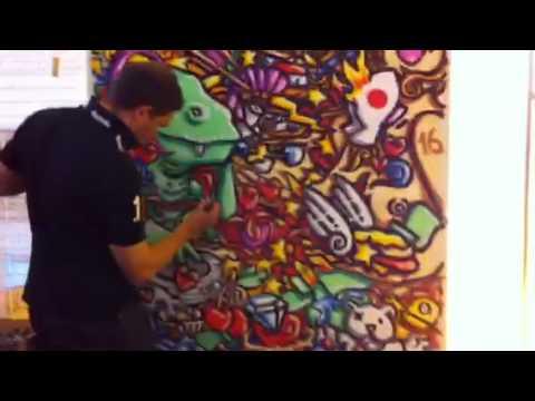 Jakè -- L'artiste Peintre Contemporain Dans La Galerie Jean-Paul Villain à Paris