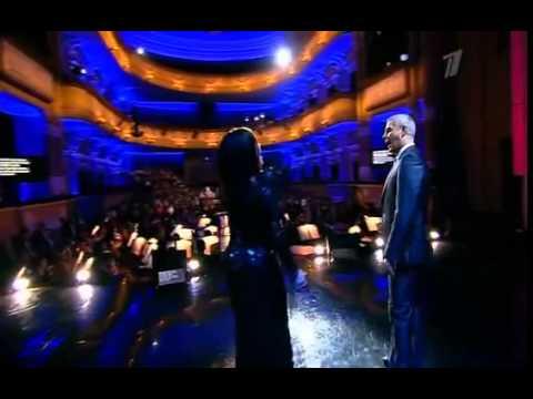 Сольный концерт Тамары Гвердцители в Кремле