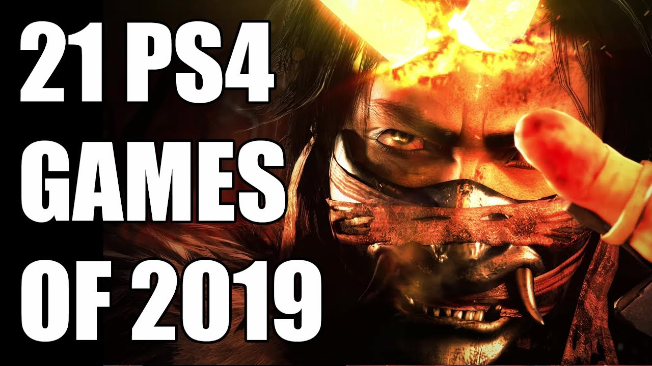 21 Ps4 Exclusive Games To Look Forward To In 2019 And