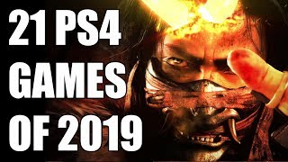 21 Ps4 Exclusive Games To Look Forward To In 2019 And Beyond [includes Timed   Console Exclusive]