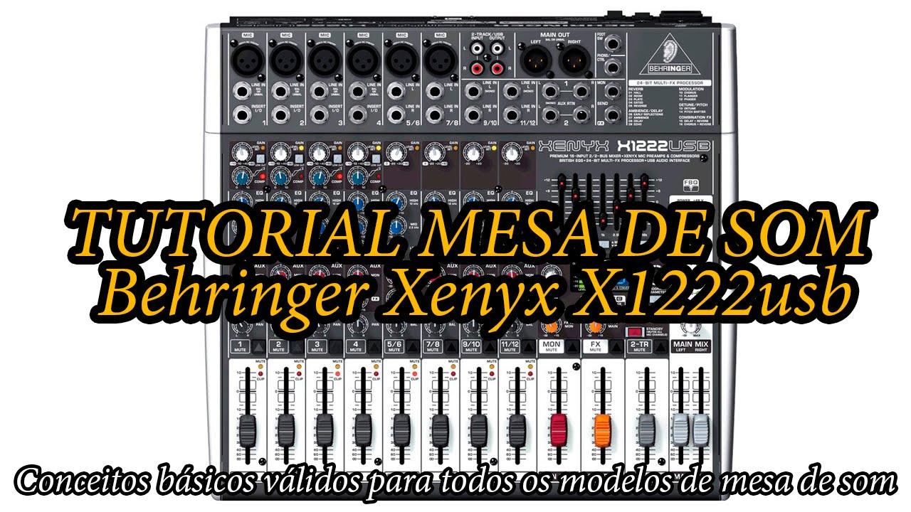 Behringer xenyx x1832usb – thomann uk.