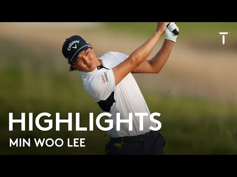 Min Woo Lee Round 2 Highlights | 2021 DS Automobiles Italian Open