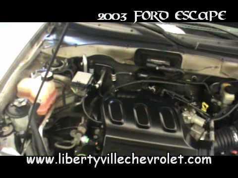 Замена масла в автомобиле Ford Kuga 2