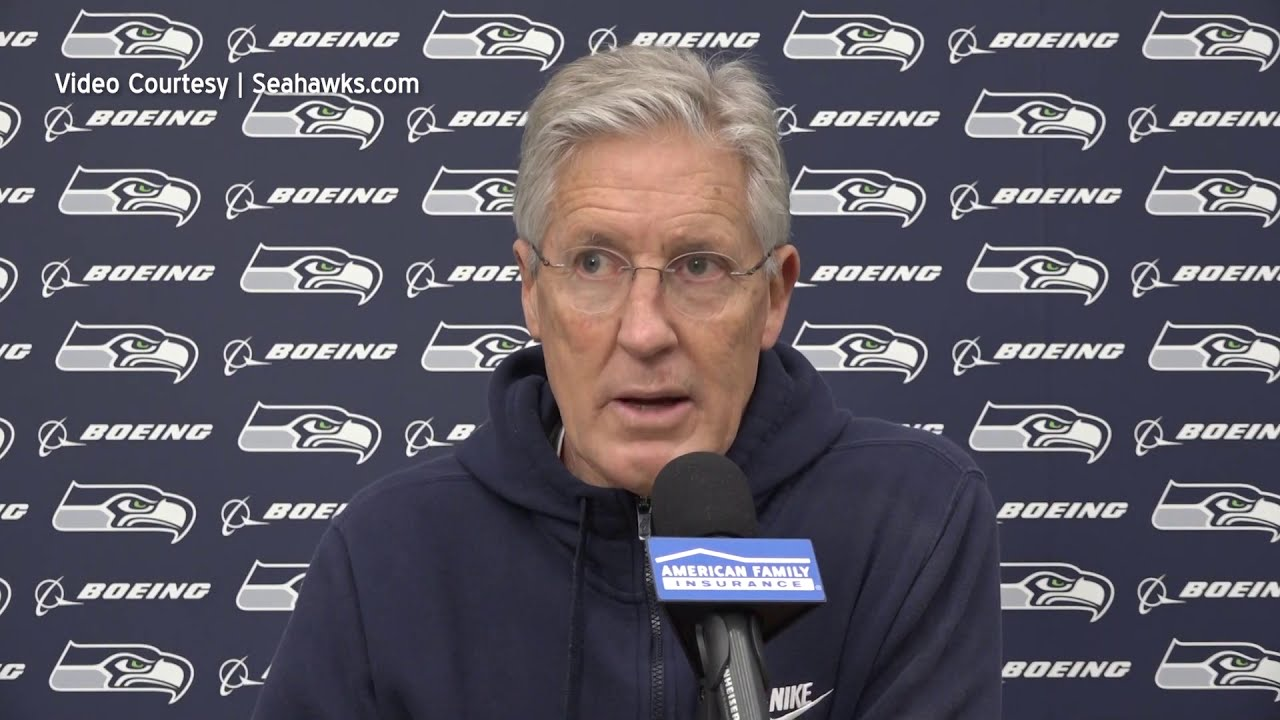 Pete Carroll on Kyle Juszczyk 2020-12-31