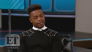 Stephan James Talks His Amazing Year Of 'Beale Street' And 'Homecoming'