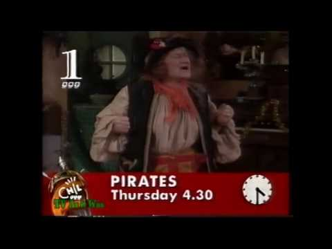Children's BBC Continuity  Monday 19th December 1994