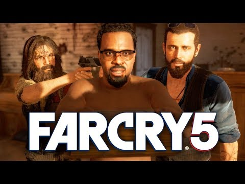 Far Cry 5 - ИОАНН СИД - ПЕРВЫЙ БОСС В ИГРЕ! #11