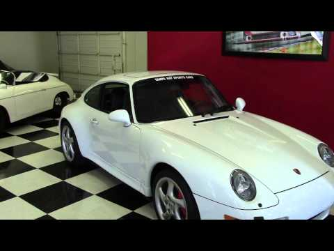1998 C4S Porsche Air cooled car, Porsche heriatge, vintage classic Tampa Bay Sports Cars