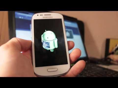 Samsung Galaxy S3 Mini I8190 - Resetear / Reestablecer / Hard reset / Recovery mode - Phone&Cash