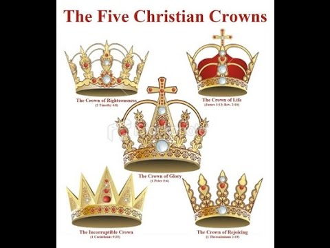 Five Crowns for Believers